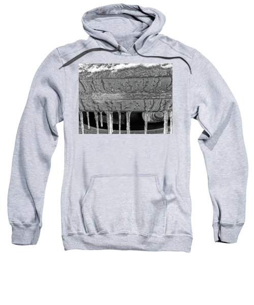 Frozen Road Warrior Sweatshirt