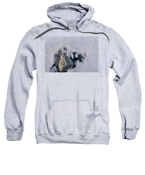 Frozen Rock Sweatshirt