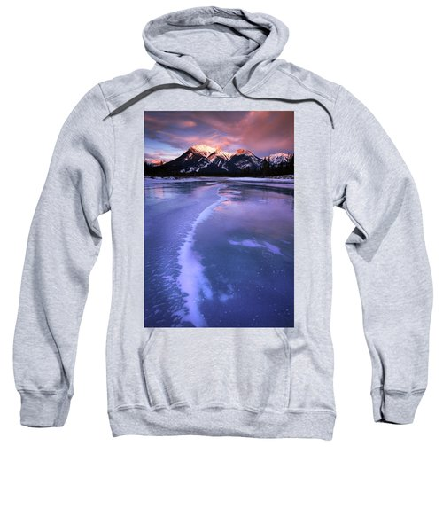 Frozen Sunrise Sweatshirt