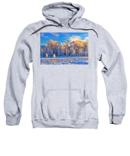 Frozen Sunrise Sweatshirt