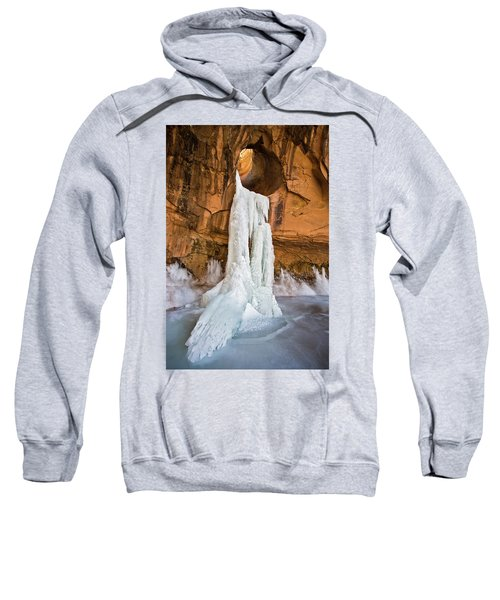 Frozen Waterfall Sweatshirt