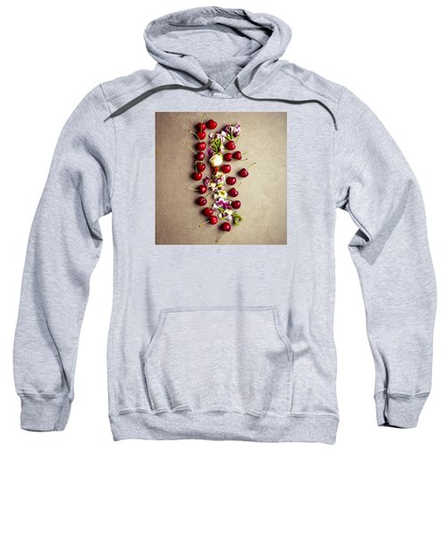 Fruit Art Sweatshirt