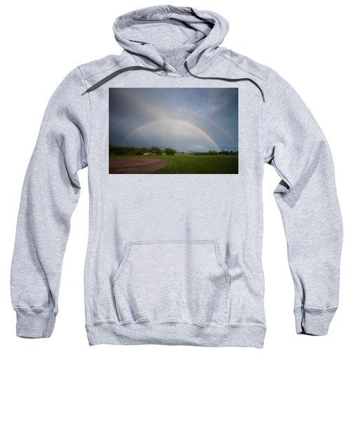 Full Double Rainbow Sweatshirt