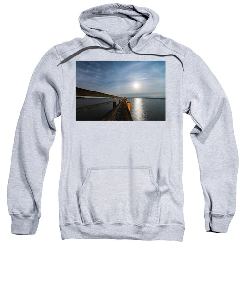 Full Moon Pier Sweatshirt