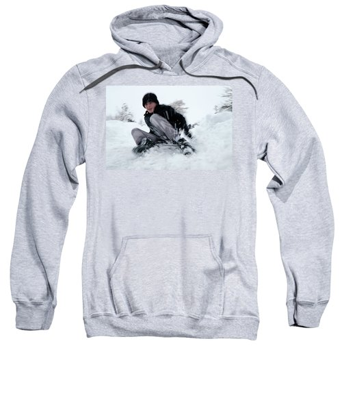 Fun On Snow-4 Sweatshirt