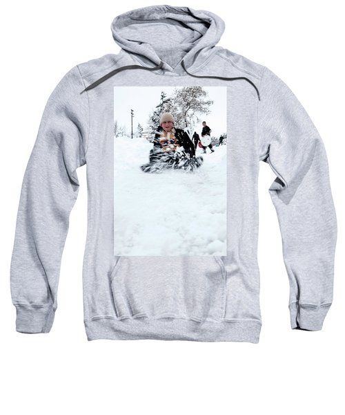Fun On Snow-5 Sweatshirt