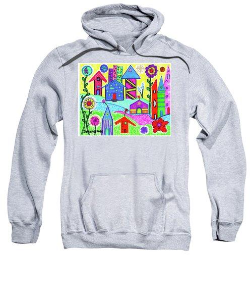 Funky Town 3 Sweatshirt