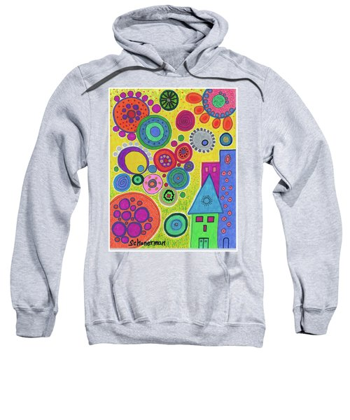 Funky Universe Sweatshirt