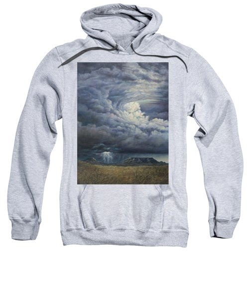 Fury Over Square Butte Sweatshirt