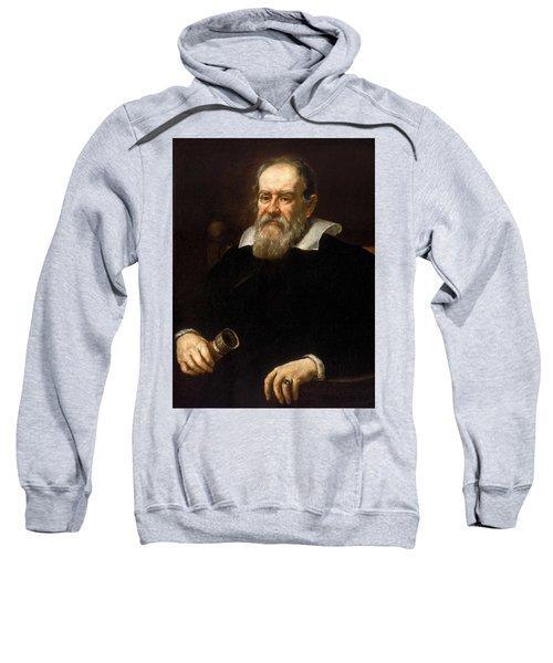 Galileo Galilei - Astronomer And Mathematician Sweatshirt