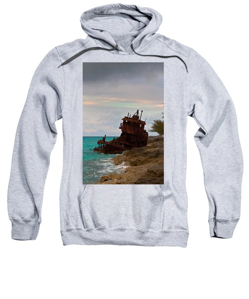 Gallant Lady Aground Sweatshirt