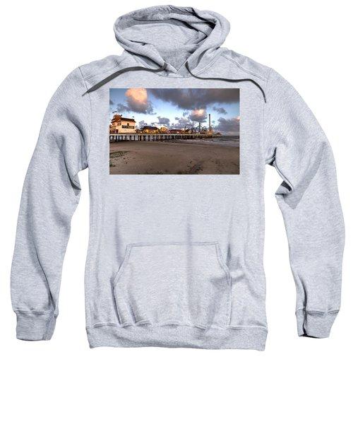 Galveston Island Historic Pleasure Pier Sweatshirt