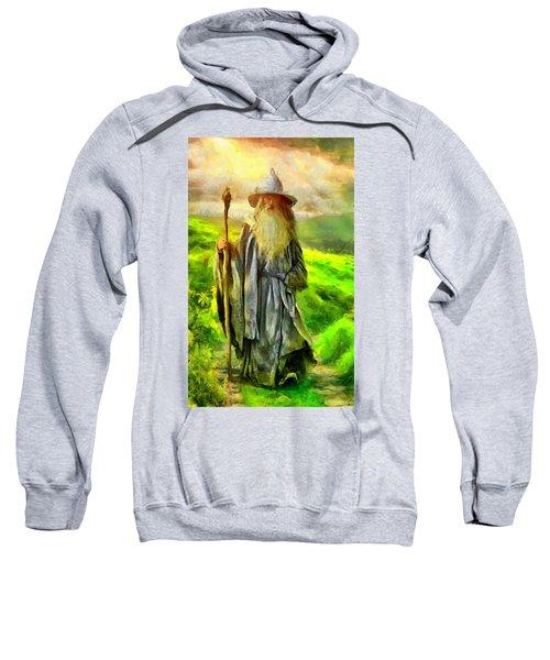 Gandalf, The  Grey Sweatshirt