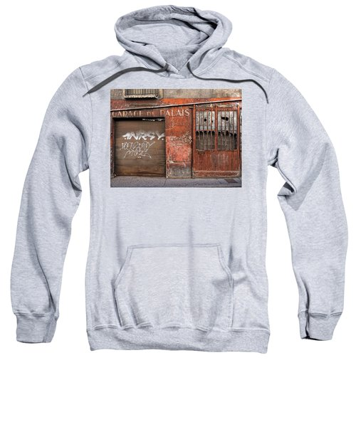 Garage Du Palais Sweatshirt