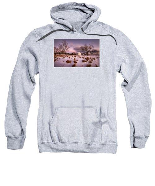 Garden Barn Sweatshirt