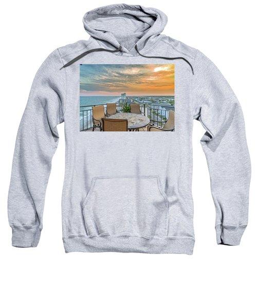 Garden City Beach View Sweatshirt