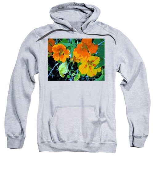 Garden Flavor Sweatshirt by Winsome Gunning