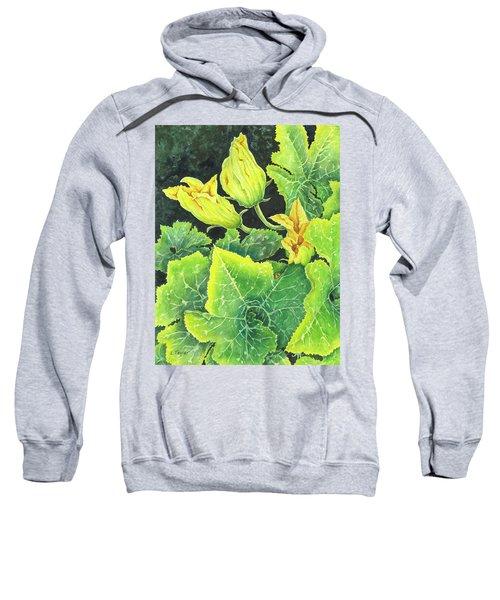 Garden Glow Sweatshirt