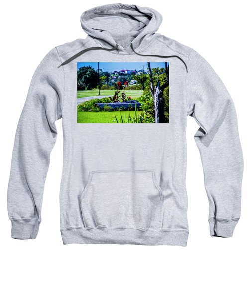 Garden Log Sweatshirt