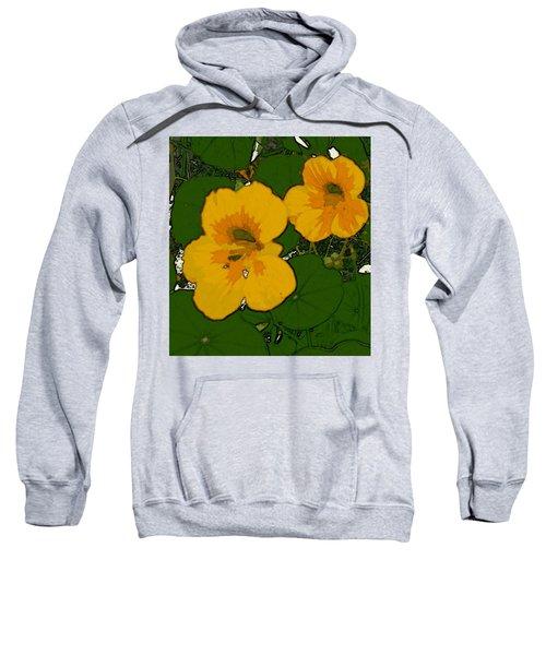 Garden Love Sweatshirt by Winsome Gunning
