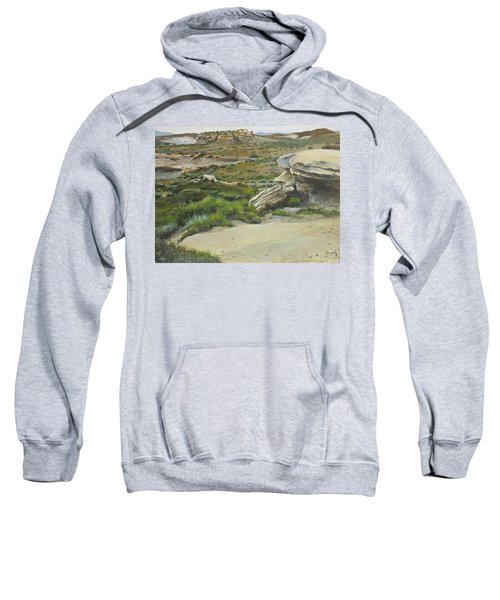 Garden Of Stone Sweatshirt