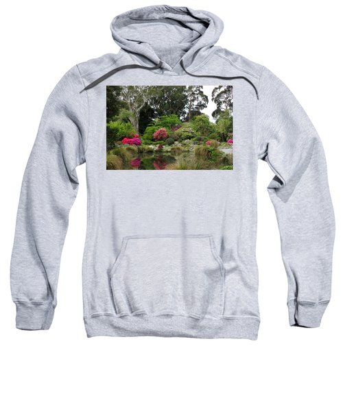 Garden Reflection Sweatshirt