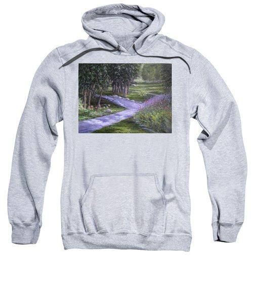 Garden Walk Sweatshirt