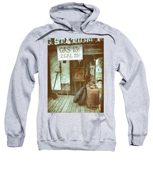 Gas 13 Cents Sweatshirt