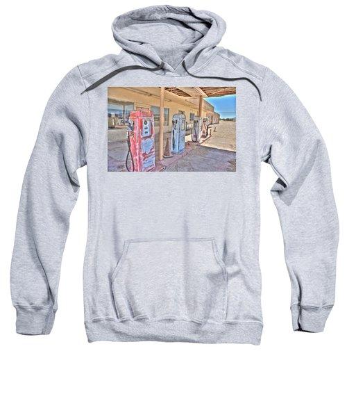 Gas Pumps Sweatshirt
