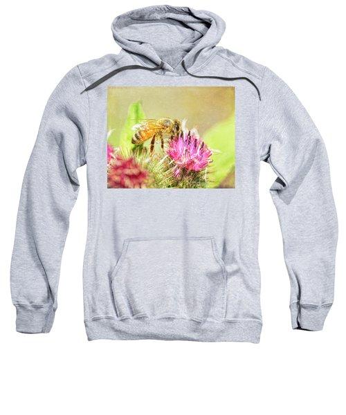 Gathering Pollen Sweatshirt