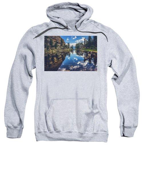 Gem Lake Reflections Sweatshirt