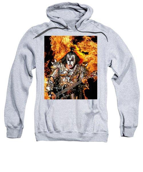 Gene Simmons Kiss Sweatshirt