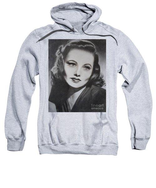 Gene Tierney  Sweatshirt