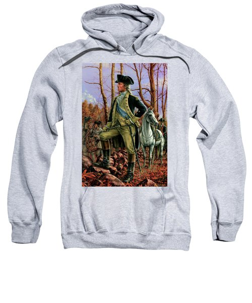 General George Washington Sweatshirt