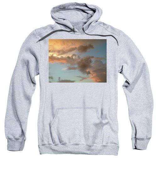 Gentle Clouds Gentle Light Sweatshirt