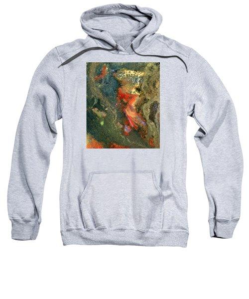 Geology-volcanic Sweatshirt