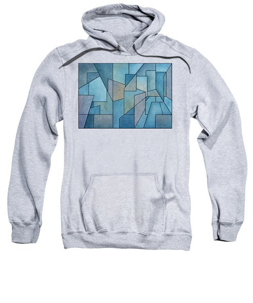 Geometric Abstraction IIi Sweatshirt