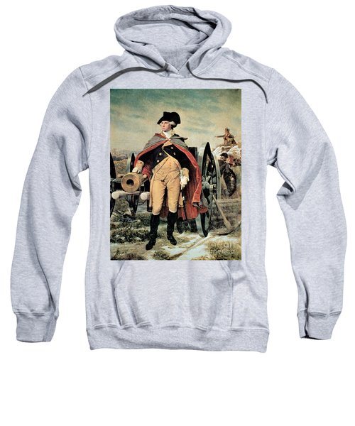 George Washington At Dorchester Heights Sweatshirt