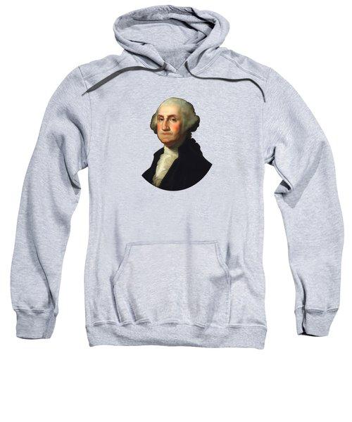 George Washington - Rembrandt Peale Sweatshirt