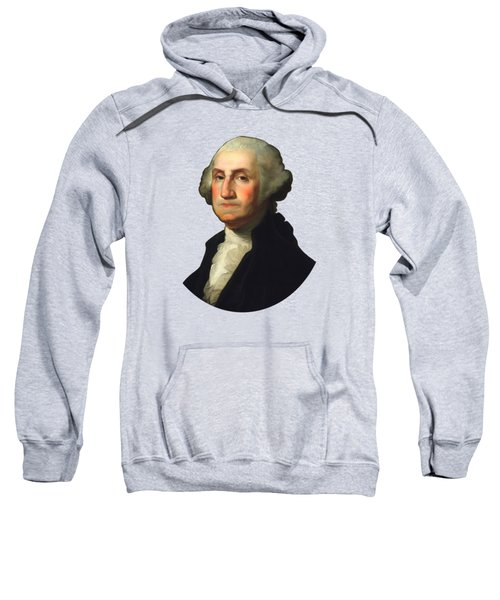 George Washington - Rembrandt Peale Sweatshirt
