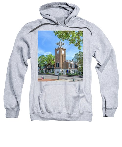 Georgetown Clock Tower Sweatshirt