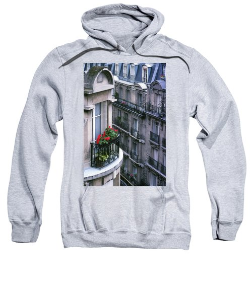Geraniums - Paris Sweatshirt