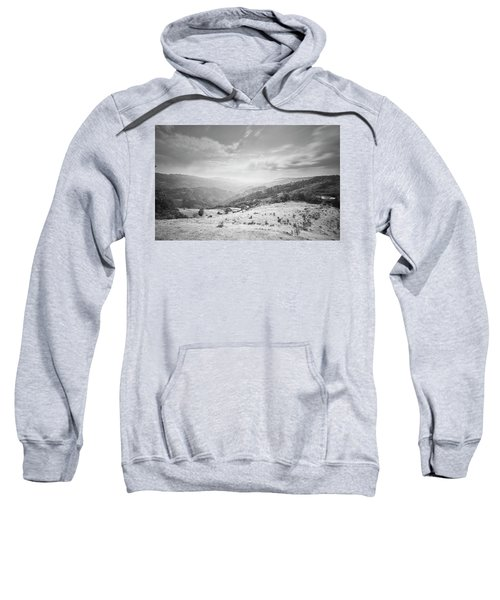 Geres The Not Burned Area.. Yet.. Sweatshirt
