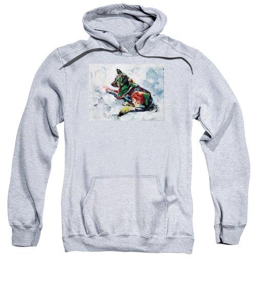 German Shepherd 2 Sweatshirt