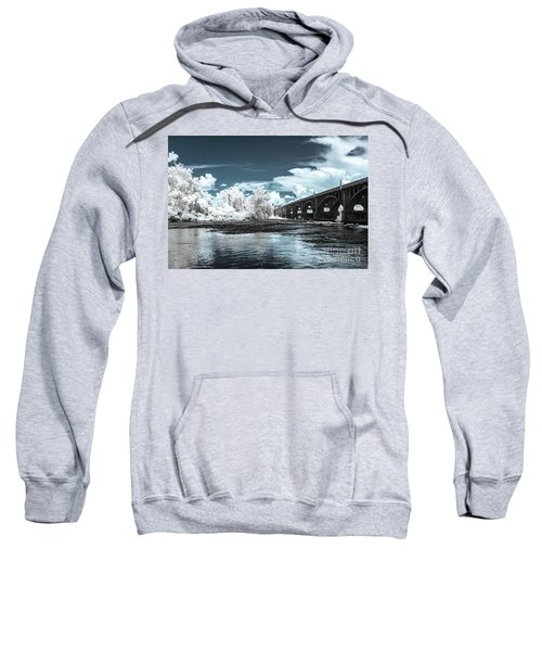 Gervais St. Bridge-infrared Sweatshirt