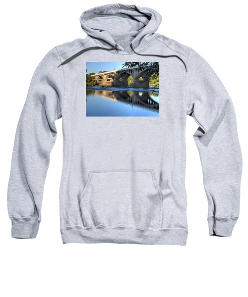 Gervais Street Bridge-1 Sweatshirt