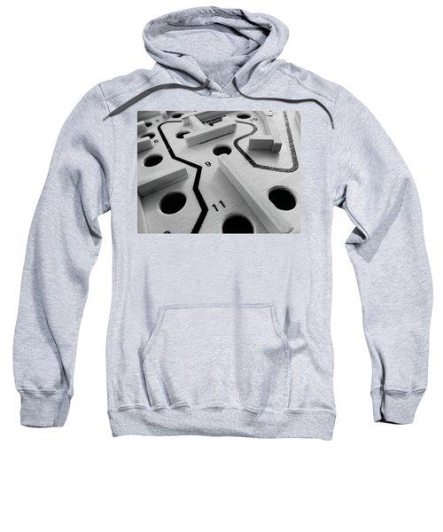 Get Me To The Finish Sweatshirt