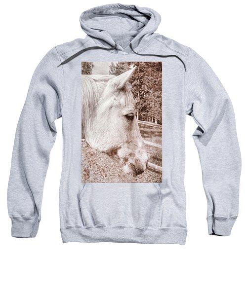 Get My Good Side, Please Sweatshirt