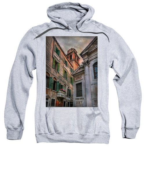 Get-together Of Ancient Architecture Sweatshirt
