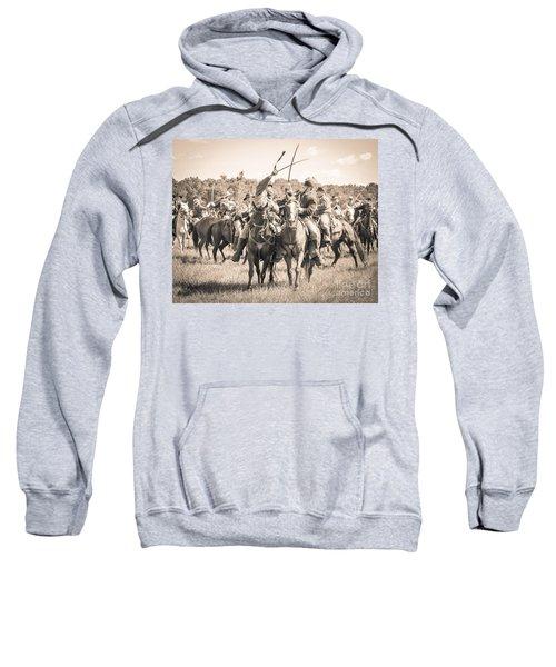 Gettysburg Cavalry Battle 7992s  Sweatshirt